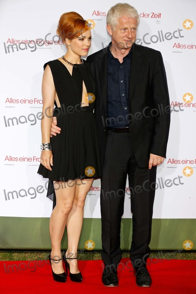 Rachel Mcadams,Richard Curtis Photo - About Time German Premiere