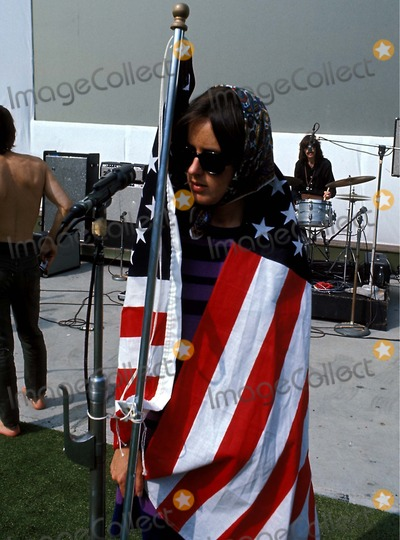 Grace Slick,Jefferson Airplane Photo - Archival Pictures - Globe Photos - 75144
