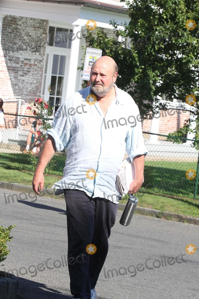 Photo - Rob Reiner Director on the Movie Set of and So It Goes  in Fairfieldconnecticut 6-19-2013 Photo by John BarrettGlobe Photos