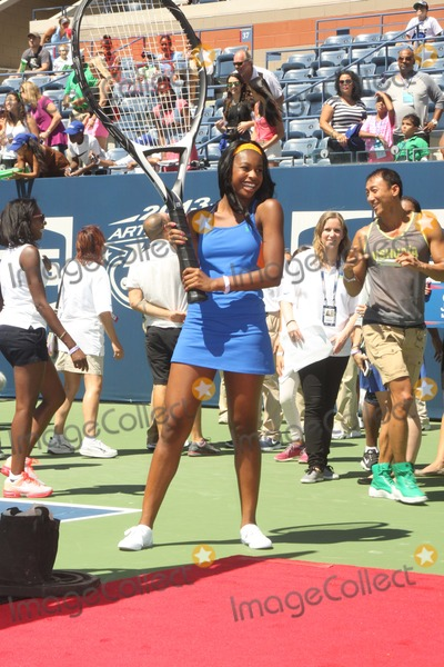 Arthur Arthur Photo - Coco Jones attends 2013 Arthur Arthur Ashe Kids Day at Usta Billie Jean King National Tennis Center on 8242013 in Flushing Qns Photo by Mitch Levy- Globe Photos Inc