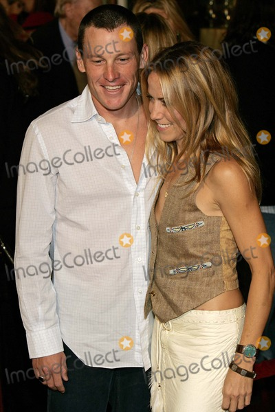 Sheryl Crow,Lance Armstrong Photo - Archival Pictures - Globe Photos - 68649