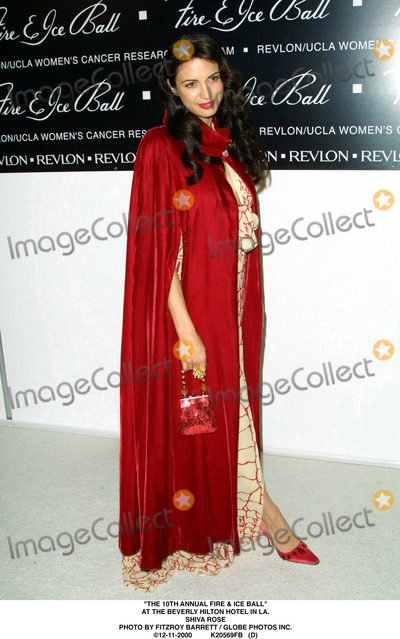 Shiva Rose Photo - Archival Pictures - Globe Photos - 87271