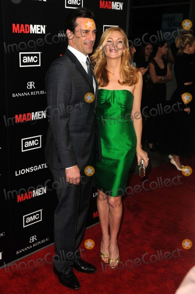 The Specials,Madness,Jon Hamm,Jennifer Westfeldt Photo - The Special Premiere Screening of Mad Men