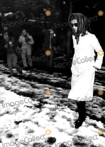 Jacqueline Kennedy Onassis Photo - Jacqueline Kennedy Onassis Globe Photos Inc Jacquelinekennedyonassisobit