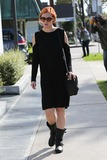 Andy LeCompte Photo - February 13th 2014 - Rumer Willis at Andy Lecompte SalonCredit Vidaface to face