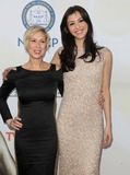Katie Findlay Photo - 6 February 2015 - Pasadena California - Liza Weil Katie Findlay 46th Annual NAACP Image Awards held at the Pasadena Civic Auditorium Photo Credit F SadouAdMedia