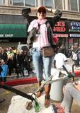 Alicia Machado Photo - 21 January 2017 - Los Angeles California - Alicia Machado Womens March in Los Angeles California Photo Credit F SadouAdMedia