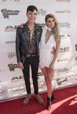 Andy Black Photo - 18 July 2016 - Columbus Ohio - Andy Black and Juliet Simms attend the Alternative Press Music Awards 2016 held at Jerome Schottenstein Center Photo Credit Jason L NelsonAdMedia