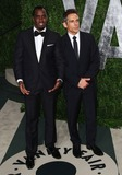 Sean P Diddy Combs Photo - 26 February 2012 - West Hollywood California - Sean P Diddy Combs Ben Stiller 2012 Vanity Fair Oscar Party held at the Sunset Tower Photo Credit Faye SadouAdMedia