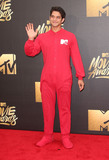 Tyler Posey Photo - 09 April 2016 - Burbank California - Tyler Posey 2016 MTV Movie Awards held at Warner Bros Studios Photo Credit SammiAdMedia