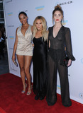Bria Murphy Photo - 25 July 2016 - Hollywood California Bria Murphy Ashley Tisdale Janet Montgomery The Los Angeles premiere of Amateur Night held at the ArcLight Hollywood Photo Credit Birdie ThompsonAdMedia