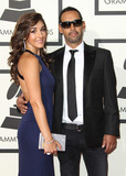 Antonio Sanchez Photo - 15 February 2016 - Los Angeles California - Thana Alexa Antonio Sanchez 58th Annual GRAMMY Awards held at the Staples Center Photo Credit AdMedia