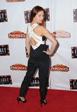 Anna Trebunskaya Photo - 20 July 2016 - Hollywood California Anna Trebunskaya The opening of Cabaret held at the Hollywood Pantages Theater Photo Credit Birdie ThompsonAdMedia