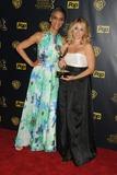Daphne Oz Photo - 26 April 2015 - Burbank California - Carla Hall Daphne Oz The 42nd Annual Daytime Emmy Awards - Press Room held at Warner Bros Studios Photo Credit Byron PurvisAdMedia