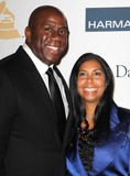 Magic Johnson Photo - 09 February 2013 - Beverly Hills California - Earvin Magic Johnson Cookie Johnson Clive Davis And The Recording Academys 2013 GRAMMY Salute To Industry Icons Gala held at The Beverly Hilton Hotel Photo Credit Kevan BrooksAdMedia