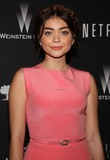 Sarah Hyland Photo - 12 January 2014 - Beverly Hills California - Sarah Hyland The Weinstein Company  Netflix 2014 Golden Globes After Party celebrating the 71st Annual Golden Globe Awards held at the Beverly Hilton Hotel Photo Credit Kevan BrooksAdMedia