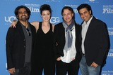 Lucy Griffiths Photo - 31 January 2015 - Santa Barbara California - Shahin Chandrasoma Lucy Griffiths Matthew Leutwyler Sim Sarna 30th Annual Santa Barbara International Film Festival - Modern Master Award held at The Arlington Theatre Photo Credit Byron PurvisAdMedia