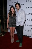 Rhys Coiro Photo - 17 September 2011 - Las Vegas Nevada - Kat Coiro Rhys Coiro  Rhys Coiro hosts post fight party at Lavo inside the Palazzo Las Vegas   Photo Credit MJTAdMedia