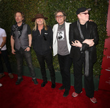 Robin Zander Photo - 17 April 2016 - Los Angeles California - Daxx Nielsen Robin Zander Tom Petersson Rick Nielsen John Varvatos 13th Annual Stuart House Benefit Photo Credit SammiAdMedia