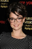 Milana Vayntrub Photo - 18 August 2014 - Hollywood California - Milana Vayntrub Are You Here Los Angeles Special Screening held at Arclight Cinemas Photo Credit Byron PurvisAdMedia