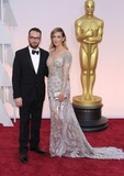 Dana Brunetti Photo - 22 February 2015 - Hollywood California - Katie Cassidy Dana Brunetti 87th Annual Academy Awards presented by the Academy of Motion Picture Arts and Sciences held at the Dolby Theatre Photo Credit AdMedia