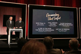 Ang Lee Photo - 14 January 2016 - Beverly Hills California - Ang Lee Guillermo del Toro Category Documentary Short Subject 88th Annual Oscars Nominations Announcement held at the Samuel Goldwyn Theater Photo Credit Byron PurvisAdMedia