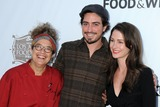 Michelle Mulitz Photo - 24 August 2013 - Los Angeles California - Susan Feniger Ben Feldman Michelle Mulitz 3rd Annual Los Angeles Food  Wine Festival held Downtown on Grand Ave Photo Credit Byron PurvisAdMedia