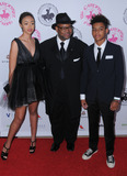 Bella Harris Photo - 08 October 2016 - Beverly Hills California Bella Harris Jimmy Jam 2016 Carousel Of Hope Ball held at The Beverly Hilton Hotel Photo Credit Birdie ThompsonAdMedia