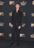 Ansel Elgort Photo - 07 May 2017 - Los Angeles California - Ansel Elgort 2017 MTV Movie Awards - Press Room held at Shrine Auditorium in Los Angeles Photo Credit Birdie ThompsonAdMedia