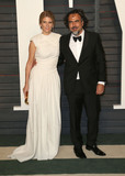 Alejandro Gonzalez Inarritu Photo - 28 February 2016 - Beverly Hills California - Alejandro Gonzalez Inarritu and Maria Eladia Hagerman 2016 Vanity Fair Oscar Party hosted by Graydon Carter following the 88th Academy Awards held at the Wallis Annenberg Center for the Performing Arts Photo Credit Byron PurvisAdMedia