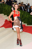 Alicia Vikander Photo - 02 May 2016 - New York New York- Alicia Vikander  Metropolitan Museum of Art Costume Institute Gala Manus x Machina Fashion in the Age of Technology Photo Credit Christopher SmithAdMedia