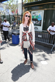 Alicia Witt Photo - 14 April 2017 - Los Angeles California - Alicia Witt Los Angeles Missions Easter Celebration For The Homeless Photo Credit AdMedia