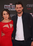 Austin Nichols Photo - 12 April 2016 - Hollywood California - Chloe Bennet Austin Nichols Captain America Civil War World Premiere held at the Dolby Theatre Photo Credit SammiAdMedia