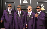 Alabama Photo - 12 February 2017 - Los Angeles California - Jimmy Carter Ben Moore Eric Ricky McKinnie Paul Beasley The Blind Boyd of Alabama 59th Annual GRAMMY Awards held at the Staples Center Photo Credit AdMedia