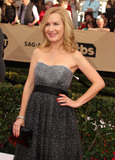 Angela Kinsey Photo - 29 January 2017 - Los Angeles California - Angela Kinsey 23rd Annual Screen Actors Guild Awards held at The Shrine Expo Hall Photo Credit AdMedia