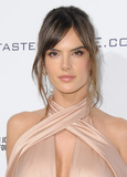Alessandra Ambrosio Photo - 26 February 2017 - West Hollywood California - Alessandra Ambrosio 25th Annual Elton John Academy Awards Viewing Party held at West Hollywood Park Photo Credit Birdie ThompsonAdMedia
