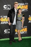 Kenton Duty Photo - 21 February 2011 - Santa Monica California - Kenton Duty and Ariel Winter 1st Annual Cartoon Network Hall of Game Awards held at Barker Hangar Photo Byron PurvisAdMedia