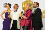 Steve Carell Photo - 28 February 2016 - Hollywood California - Tina Fey Colin Gibson Lisa Thompson Steve Carell 88th Annual Academy Awards presented by the Academy of Motion Picture Arts and Sciences held at Hollywood  Highland Center Photo Credit Byron PurvisAdMedia