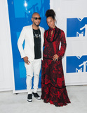 Alicia Keys Photo - 28 August 2016 - New York New York - Swizz Beatz Alicia Keys  2016 MTV Video Music Awards at Madison Square Garden Photo Credit Mario Santoro AdMedia
