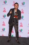 Alex Campos Photo - 21 November 2013 - Las Vegas NV -  Alex Campos The 2013 Latin Grammy Awards media room arrivals at Mandalay Bay Casino ResortPhoto Credit mjtAdMedia