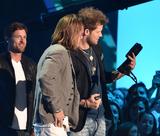 Tyler Hubbard Photo - 10 June 2015 - Nashville Tennessee - Florida Georgia Line Brian Kelley Tyler Hubbard 2015 CMT Music Awards held at Bridgestone Arena Photo Credit Laura FarrAdMedia