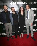Austin Stowell Photo - 04 April 2017 - Los Angeles California - Jason Sudeikis Nacho Vigalondo Anne Hathaway Austin Stowell Colossal - Los Angeles Premiere held at Vista Theatre Photo Credit AdMedia