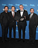 Steve Carell Photo - 06 February 2016 - Los Angeles California - Christian Bale Ryan Gosling Adam McKay and Steve Carell 68th Annual DGA Awards 2016 - Press Room held at the Hyatt Regency Century Plaza Photo Credit AdMedia