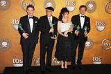Anthony Andrews Photo - 30 January 2011 - Los Angeles California - Anthony Andrews Geoffrey Rush Helena Bonham Carter and Colin Firth 17th Annual Screen Actors Guild Awards held at The Shrine Auditorium Photo Tommaso BoddiAdMedia