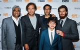 Ashok Amritraj Photo - 08 September 2014 - Toronto Canada - Ashok Amritraj Michael Shannon Noah Lomax Ramin Bahrani Andrew Garfield 99 Homes Premiere during the 2014 Toronto International Film Festival held at Princess of Wales theatre Photo Credit Brent PerniacAdMedia