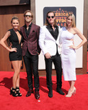 Brian Kelley Photo - 01 May 2016 - Inglewood California - Florida Georgia Line Brian Kelley Tyler Hubbard Arrivals for the 2016 American Country Countdown Awards held at The Forum Photo Credit Birdie ThompsonAdMedia