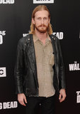 Austin Amelio Photo - 23 October 2016 - Hollywood California Austin Amelio AMC Presents Live 90-Minute Special Edition Of Talking Dead held at Hollywood Forever Cemetery  Photo Credit Birdie ThompsonAdMedia
