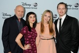 Molly Ephraim Photo - 17 January 2014 - Pasadena California - Hector Elizondo Molly Ephraim Amanda Fuller Christoph Sanders ABCDisney Winter 2014 TCA Press Tour Party held at the Langham Huntington Hotel Photo Credit Byron PurvisAdMedia