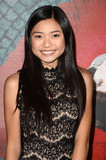 Ashley Liao Photo - Ashley Liaoat the Amelie A New Musical Opening Ahmanson Theater Los Angeles CA 12-16-16