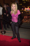 Hilary Duff Photo -  Hilary Duff at the grand openng of ONE SEVEN teen dance club and store Hollywood  Highland 11-30-01
